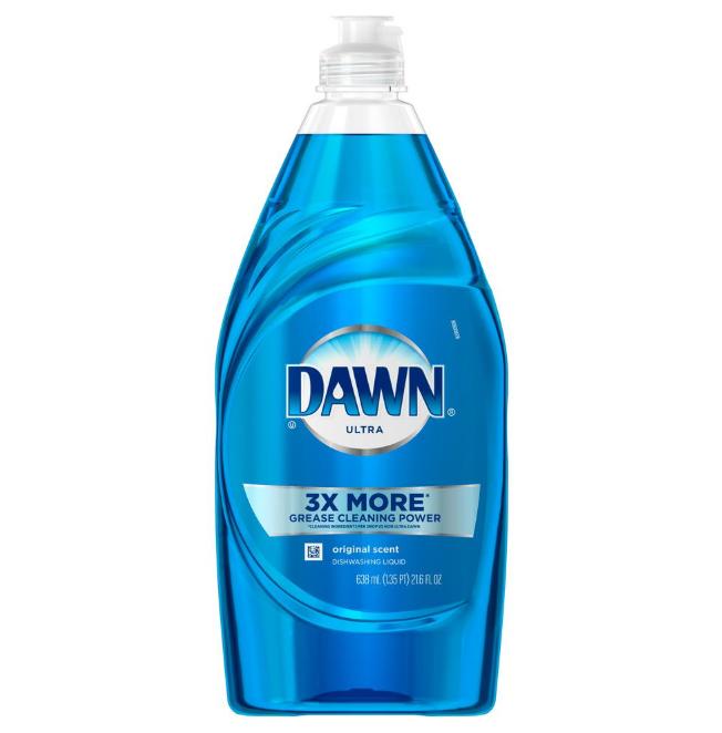 TEST DISH SOAP